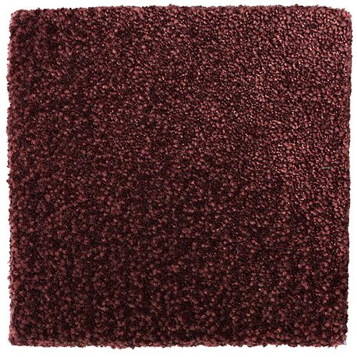 Handtuftad matta Vega Astro Mix Rosy Brown röd.