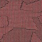 Matta Art Exclusive 1015 färg 1M55 rosa.