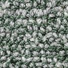 Handtuftad matta Isa färg Clover grön, från Ogeborg Design Collection.