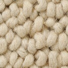 Ullmatta Cord färg 101 från Ogeborg Wool Collection.