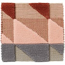 Handvävd och handknuten matta Nomad från Ogeborg Design Collection.