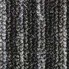 Textil platta Tivoli färg 20707 Tenerife Black svart.