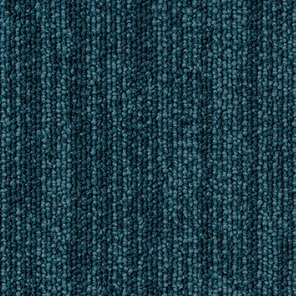Textil platta Contura Superior 1052 färg 3Q12 blå.