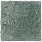 Handtuftad matta Astro färg Aqua Green grön.