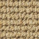Matta Grain 121 i beige ton från Ogeborg Wool Collection.