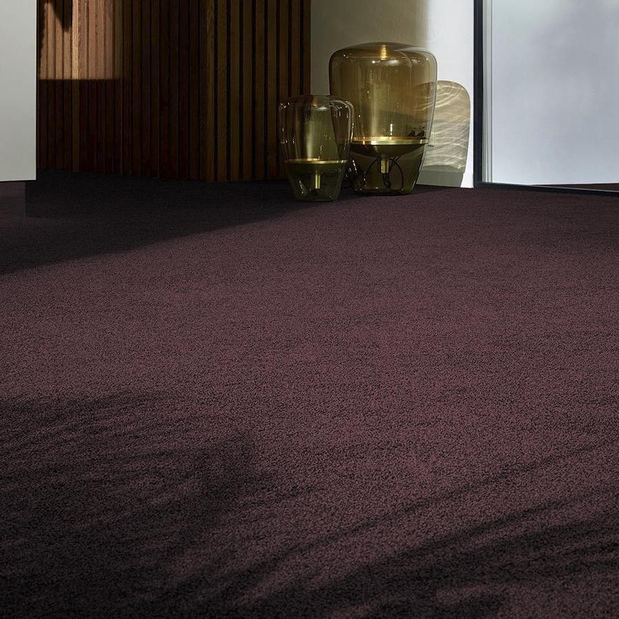 Textil platta Elara Exclusive 1009 färg 1K79 rödlila.