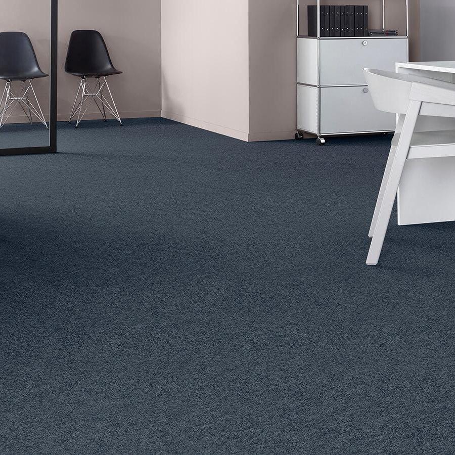 Textil platta Essential 1050 färg 3Q02 blå.