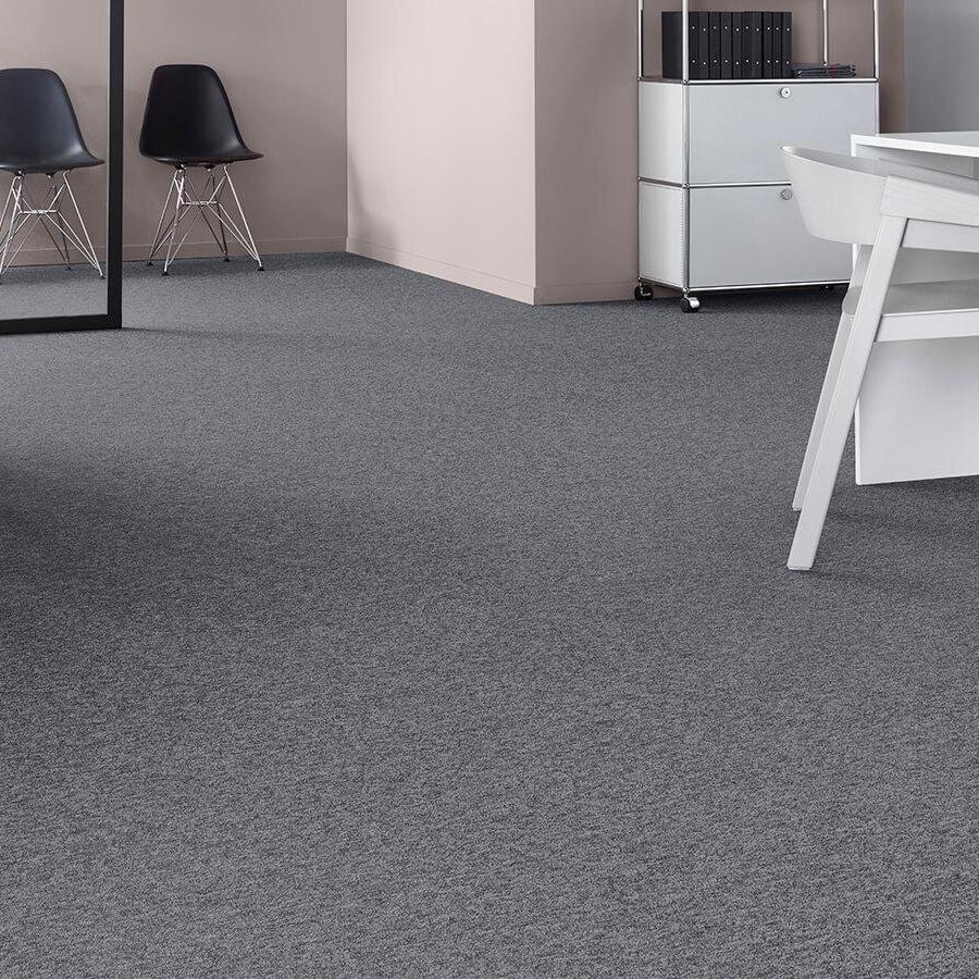 Textil platta Essential 1050 färg 5X04 grå.