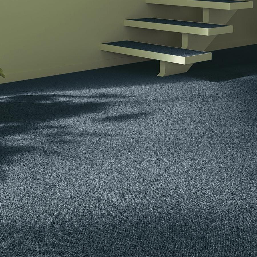 Heltäckande matta Foris Essential 1031 färg 3P75 blå.