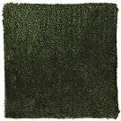 Handtuftad matta Astro färg Jungle Green grön.