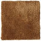 Handtuftad matta Astro färg Saddle Brown brun.