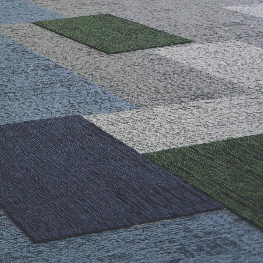 Textil platta Alaska på kontor.